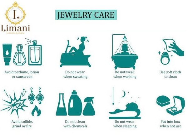 How to care for fine jewelry? 5