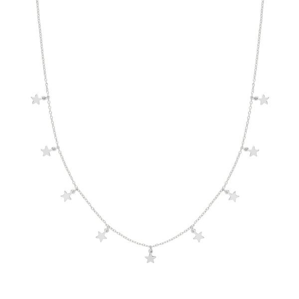 STAR CHARMS NECKLET