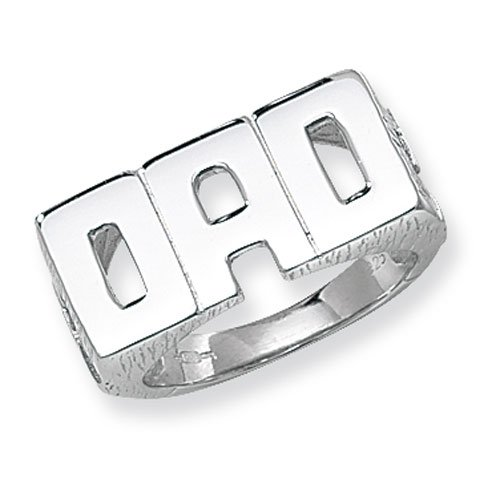 mens dad ring