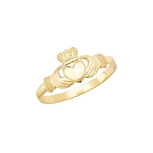 Babies Claddagh Ring